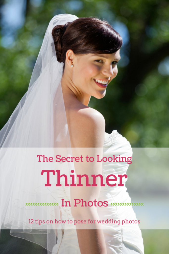 How To Learn Wedding Photography: The Secret To Look Thinner In Wedding Photos! Follow These