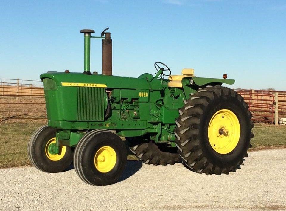 John Deere 4620 The Brute S Ford Tractors Tractors