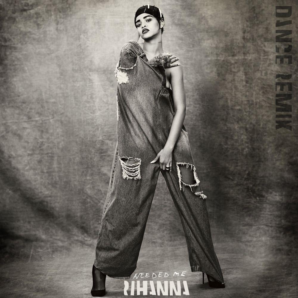 Rihanna needed me type beat - YouTube