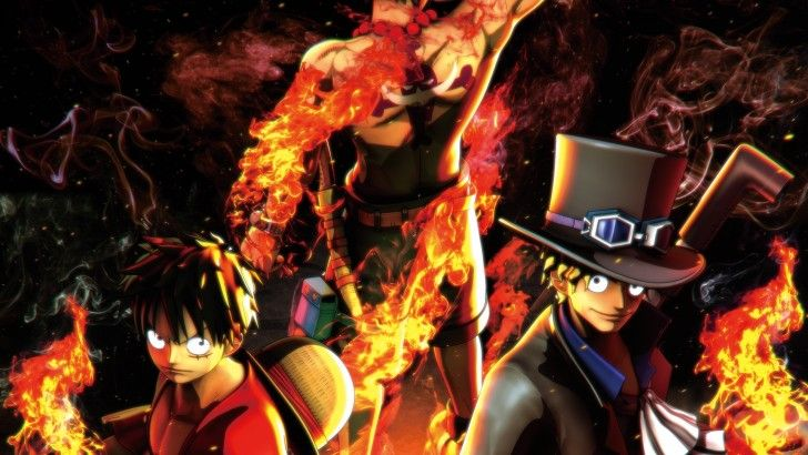 Download Luffy Sabo And Ace One Piece Burning Blood Wallpaper 1920x1200