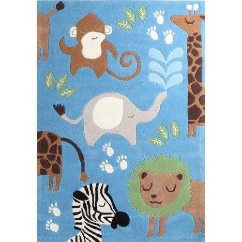 Explore Animal Rug Jungle Theme And More