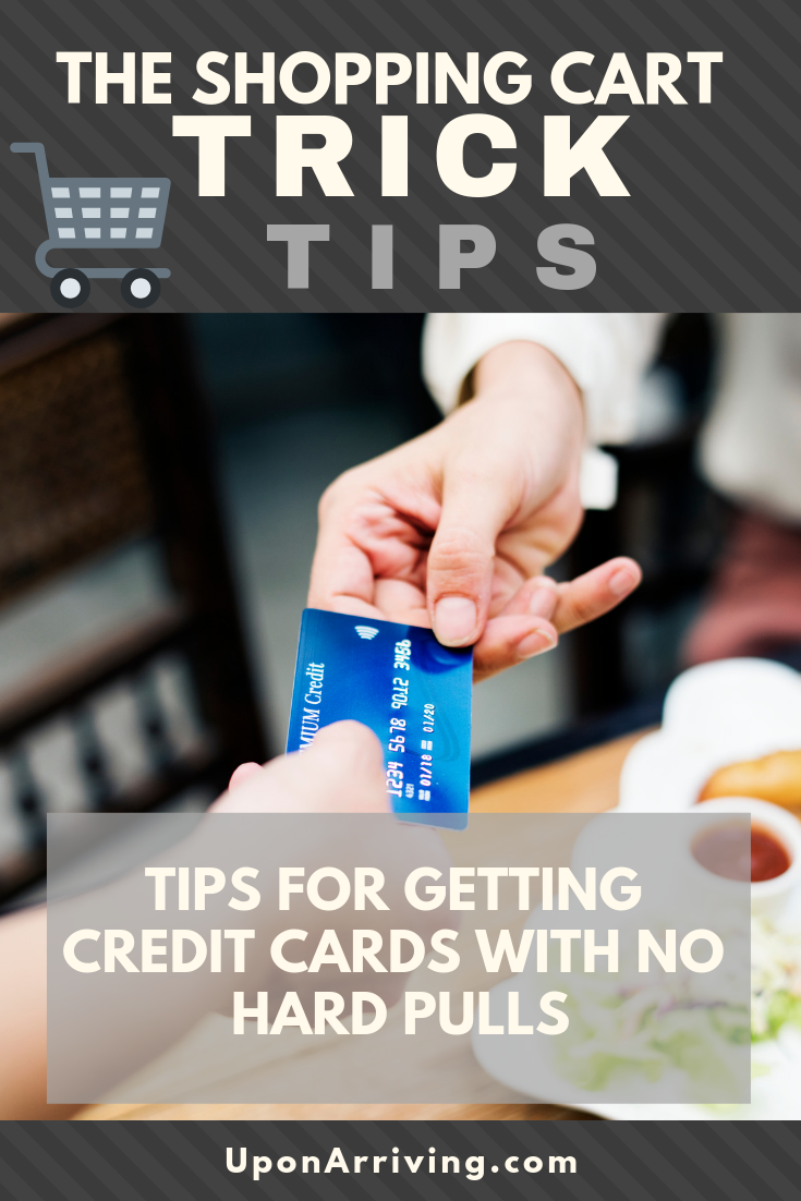 The Shopping Cart Trick Tips 2019 Shopping Cart Trick Credit Card Approval Credit Card