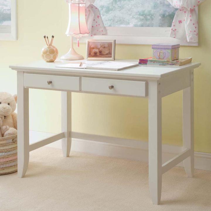 Naples Student Desk White Desks Student Desks Home Office Desks