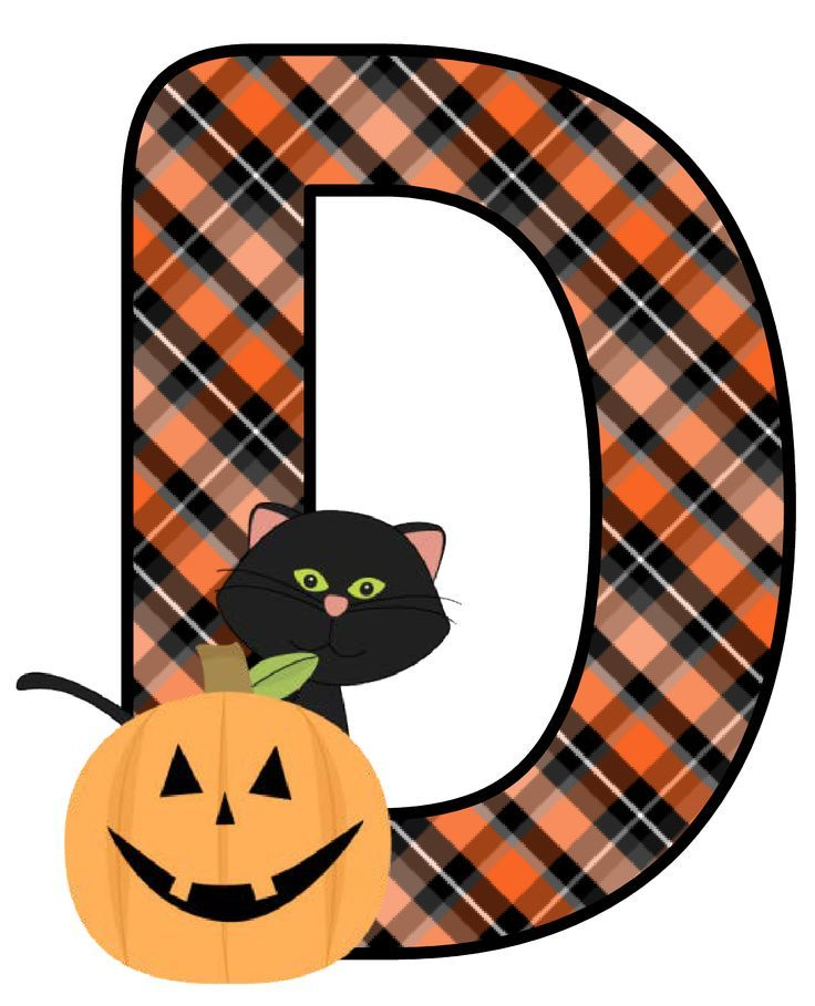 Mas iniciales y Nombres aquí!   Holiday fonts, Halloween ...