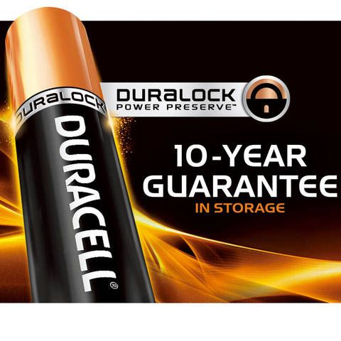 Duracell Batteries Aa And Aaa