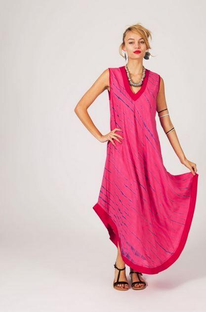 ec0c6f7b300a www.ethnicshop.gr  καφτανια  ροζ  φορεματα  ρουχα  μακρια  μαξι ...