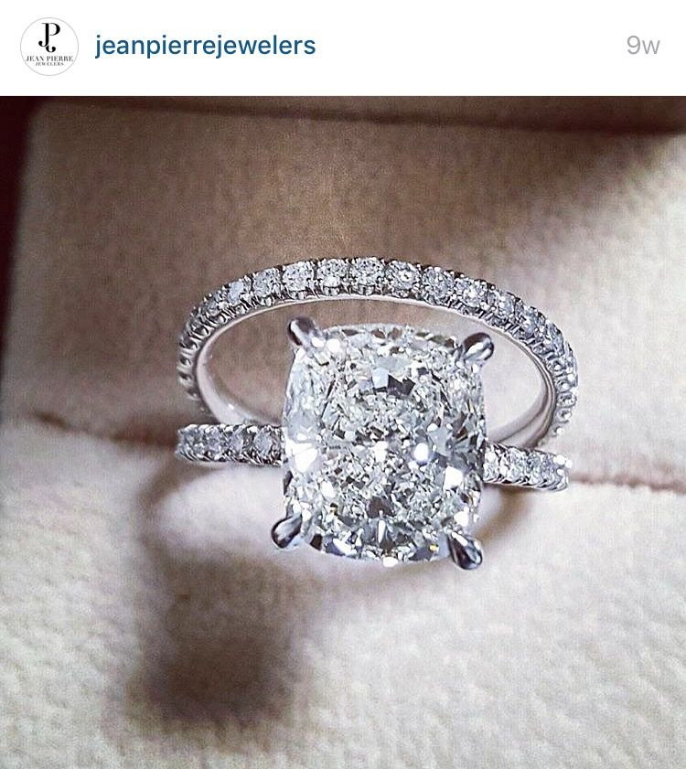 Pin by Sarah DeHaro on Dream Engagement Rings Pinterest Ring