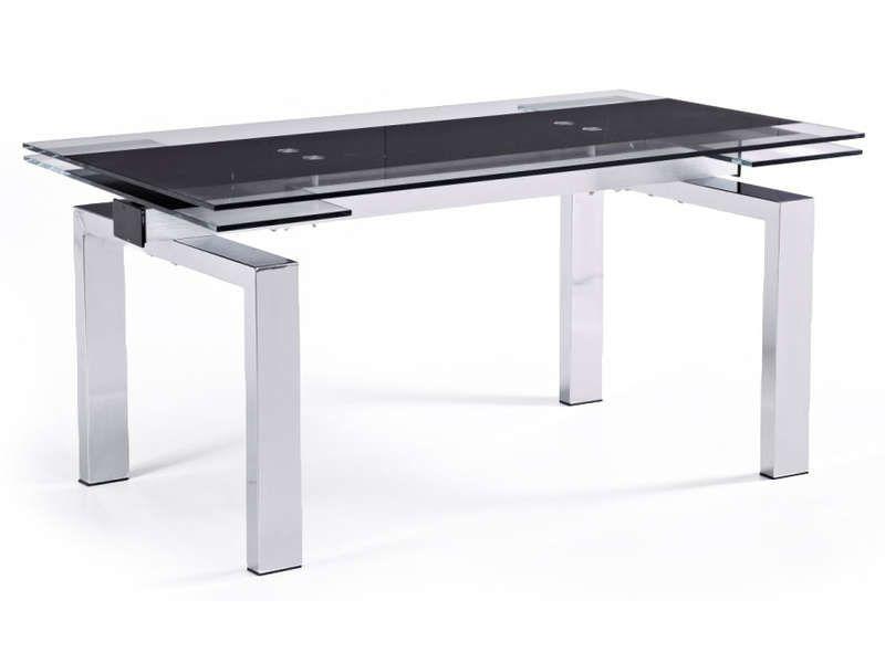 Table De Séjour 160 Cm Casita Coloris Blanc Prix Promo Table Conforama  699.90 U20ac
