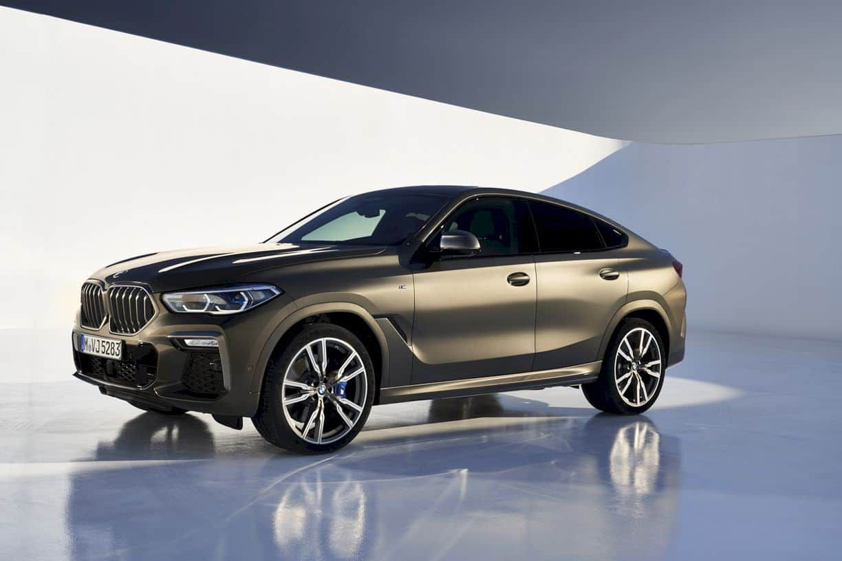 The New Bmw X6 A Leader With Broad Shoulders Bmw X6 New Bmw Bmw