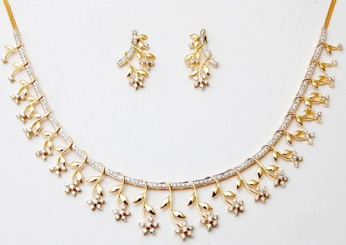 gold necklace catalog from indian manufacturer indian diamond