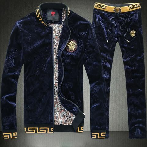 77099f28 Versace tracksuit in 2019 | fresh | Versace tracksuit, Versace, Fashion