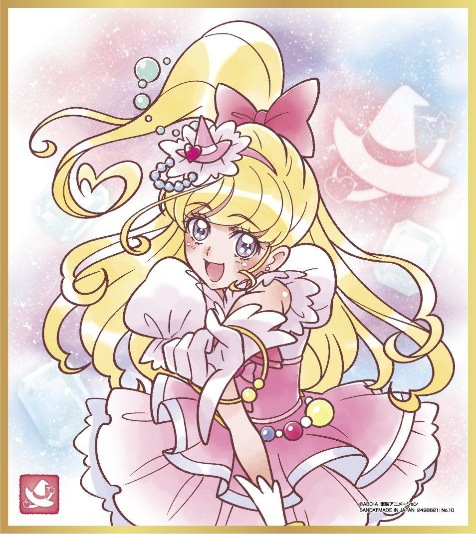 cure miracle asahina mirai おしゃれまとめの人気アイデア pinterest mariana serrano プリキュア イラスト プリキュア イラスト