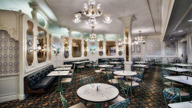 Walt Disney World 2019 Disney Dining Plan Restaurants