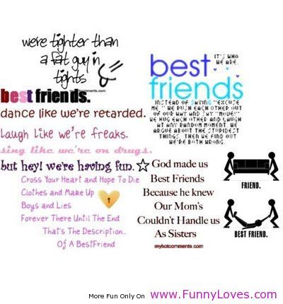 Funny Quotes On Friendship Laugh Like We Were Freaks Friend Quotes For Girls Friendship Quotes Funny Friends Quotes