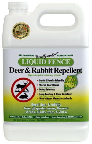 Liquid Fence 32 Oz Ready To Use Deer And Rabbit Repellent Hg 71126 2 The Home Depot