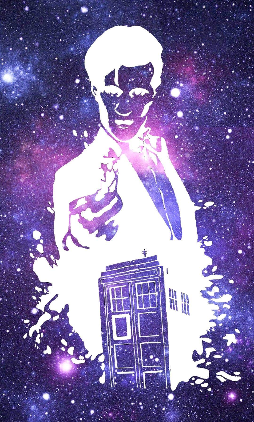 Doctor Who Matt Smith Galaxy Wallpaper Papel De Parede Wallpaper