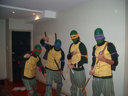 Teenage Mutant Ninja Turtles & Teenage Mutant Ninja Turtles | Teenage Mutant Ninja Turtles Crawl ...
