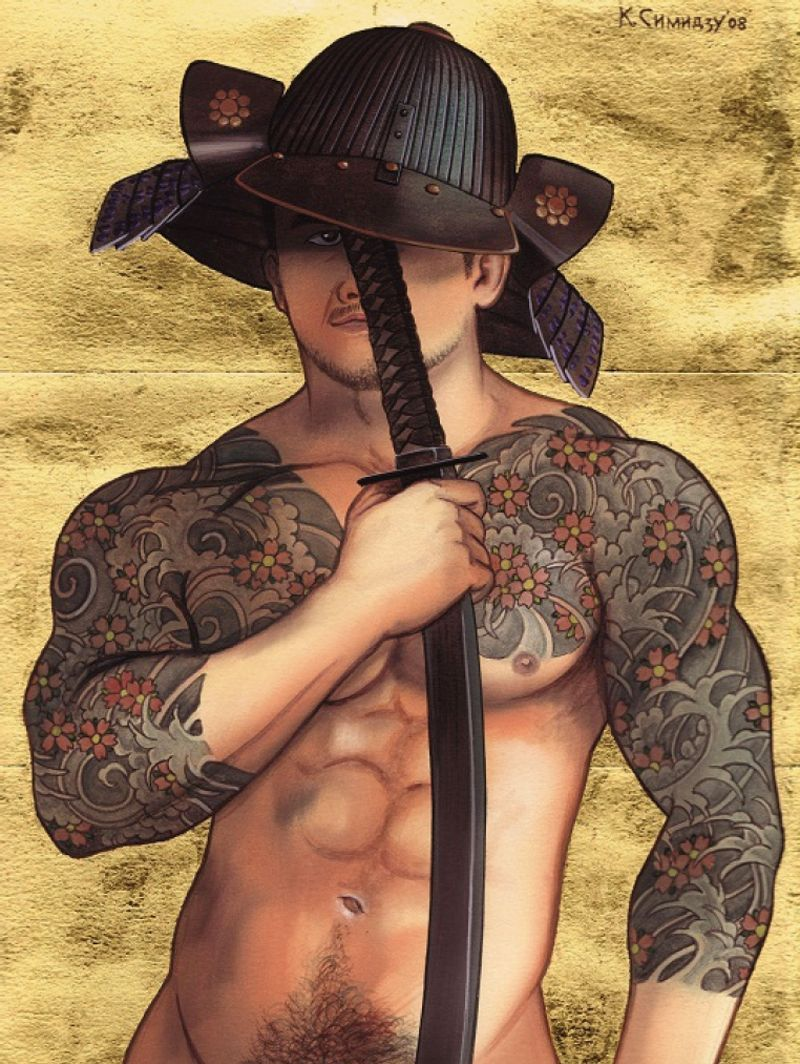 erotic-gay-japanese-illustrations