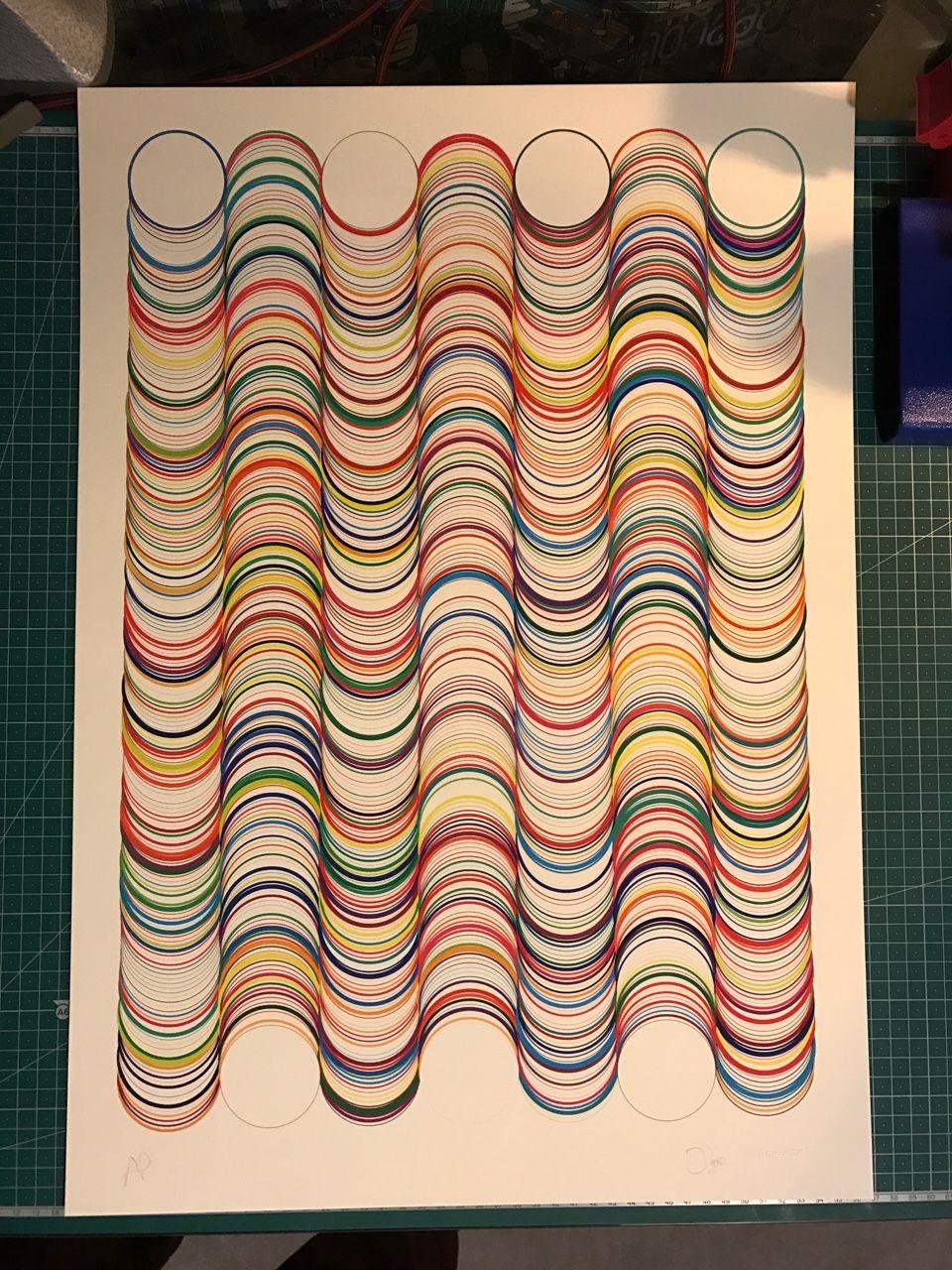 simoncpage:  Optical wave variant 17