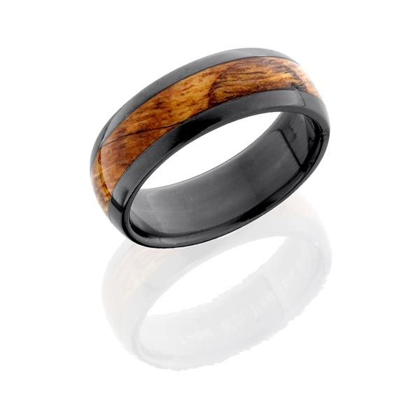 wooden wedding ring trend go for wood - Wooden Wedding Rings For Men