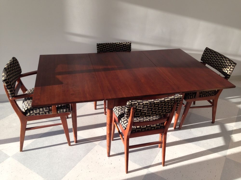 Willett Cherry Drop Leaf Gate Leg Table And 4 Chairs Table Leaf Table Chair