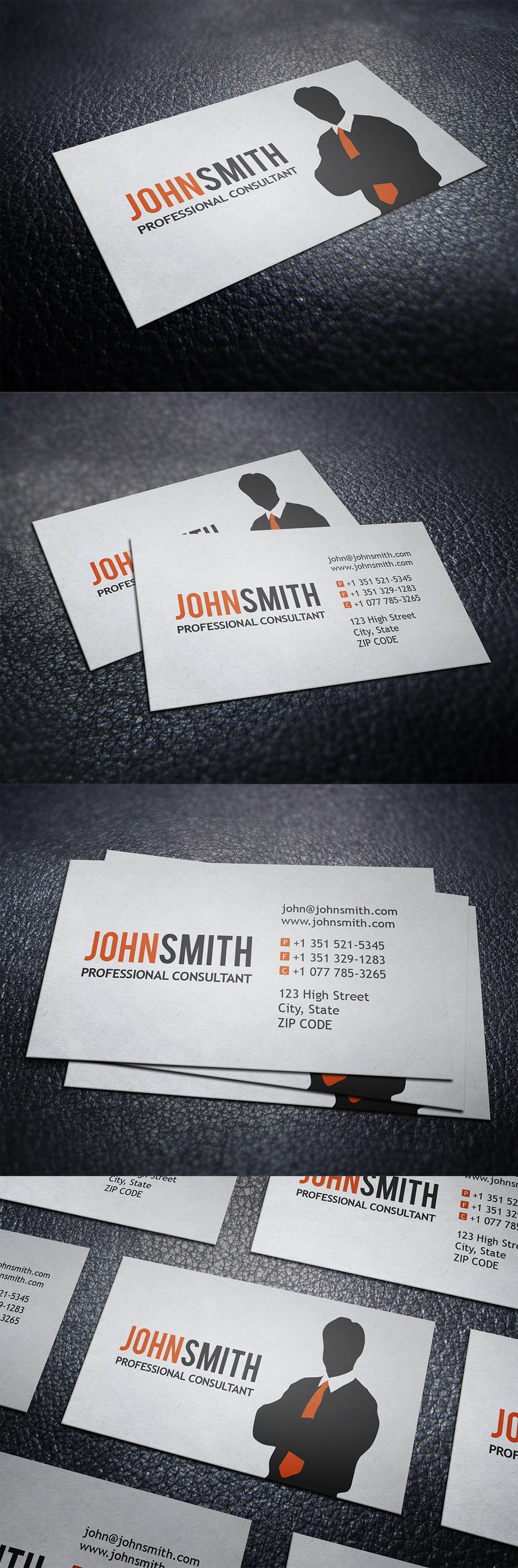 Professional Executive Business Card   Business cards, Card ...