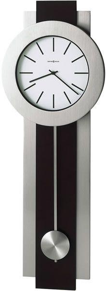 0-035288>Bergen Wall Clock Merlot Cherry