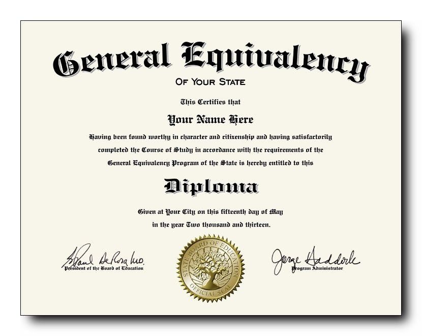 Fake Ged Gce Gcse Diploma And Certificates Ged Diploma Certificate Template Certificates Online