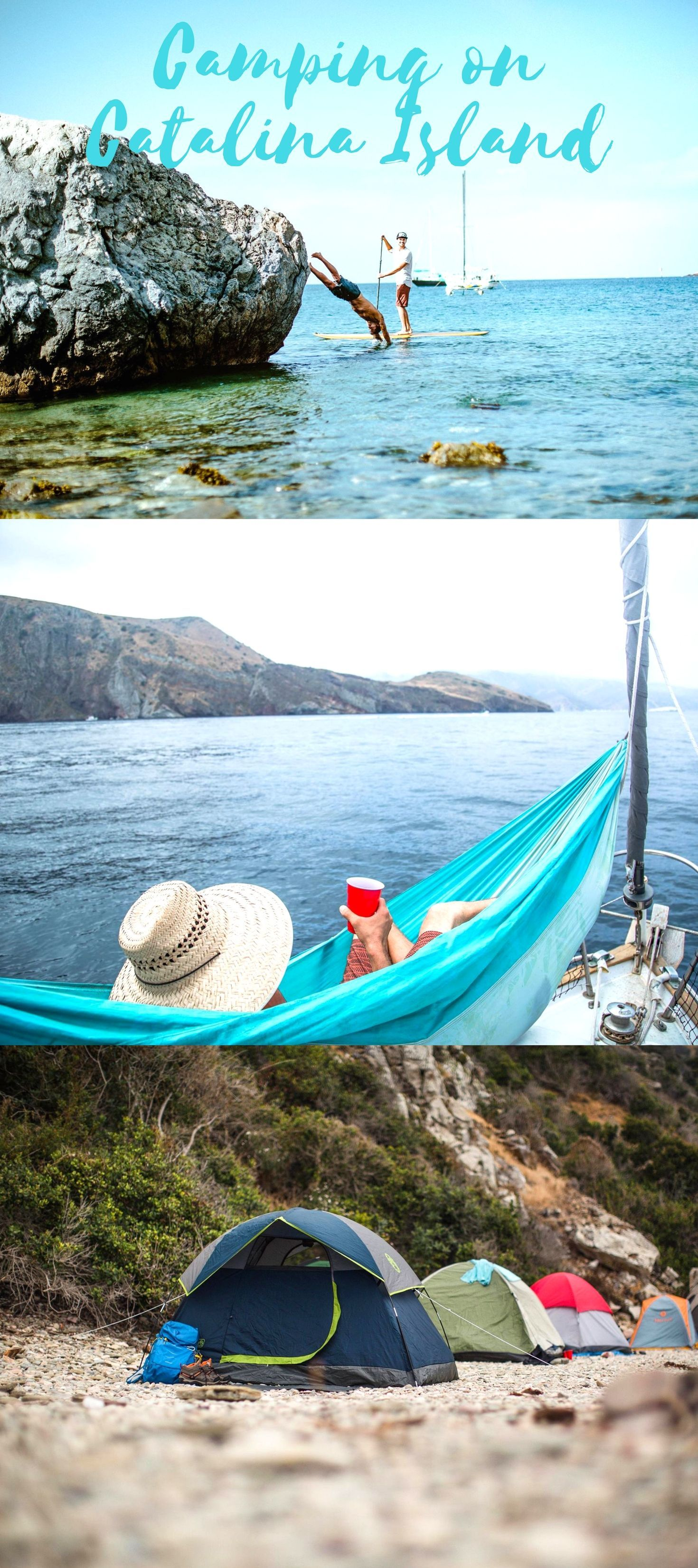 How to rent your own private boatin only campgrounds on
