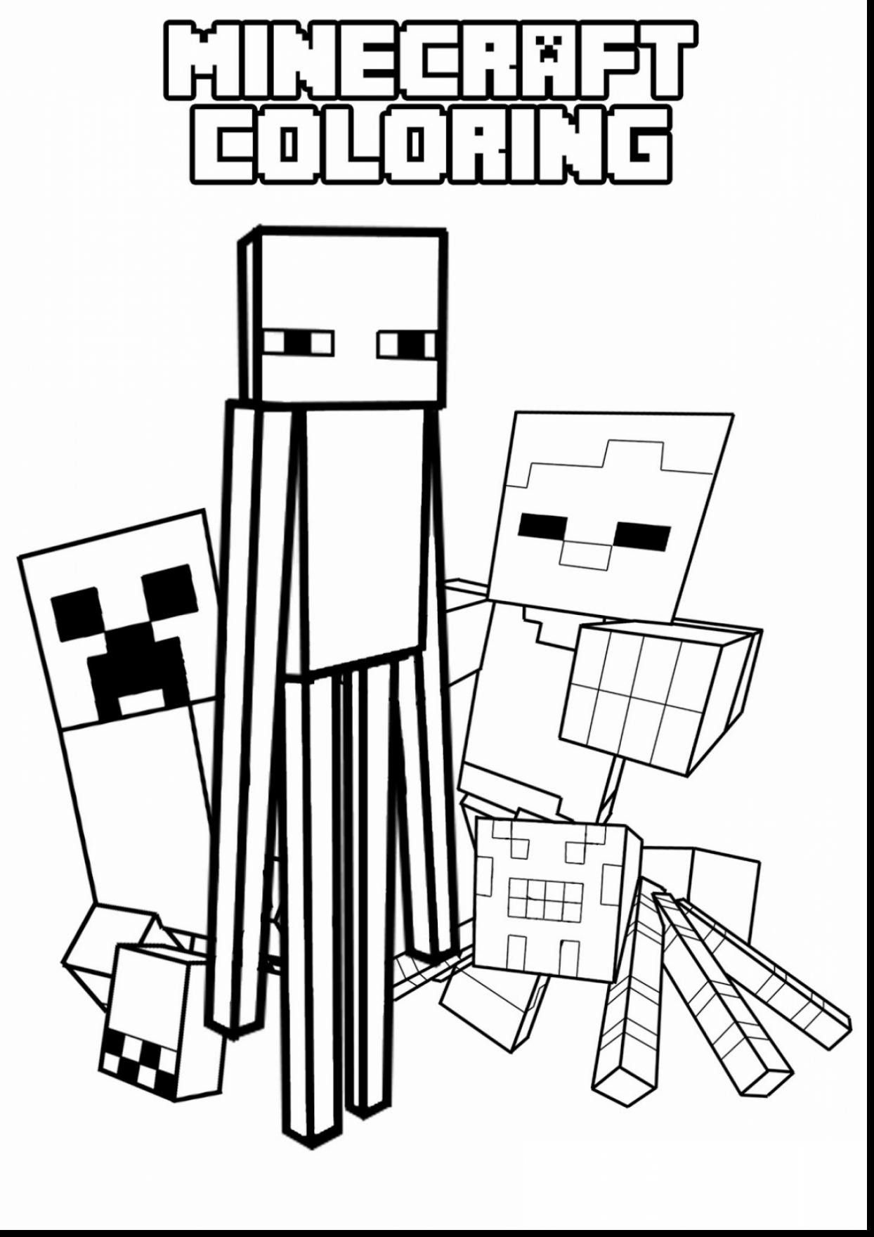 Minecraft Enderman Coloring Page Youngandtae Com In 2020 Minecraft Printables Minecraft Coloring Pages Minecraft Pictures
