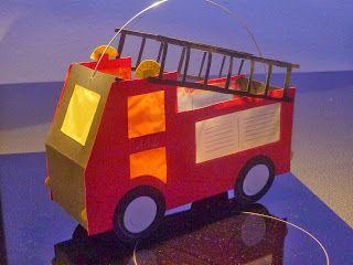 Creadienstag Laterne Laufen Die Zweite Diy And Crafts Boy Birthday Toy Car