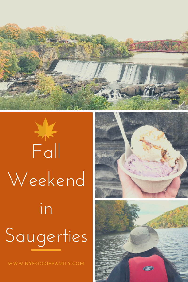 Fall is a great time to visit Saugerties. Check out the fun that can be had on a weekend visit! #saugerties #ulstercounty #weekendgetaway #weekendtravel #newyorktravel #saugertiesNY #hudsonvalley #hudsonvalleytravel