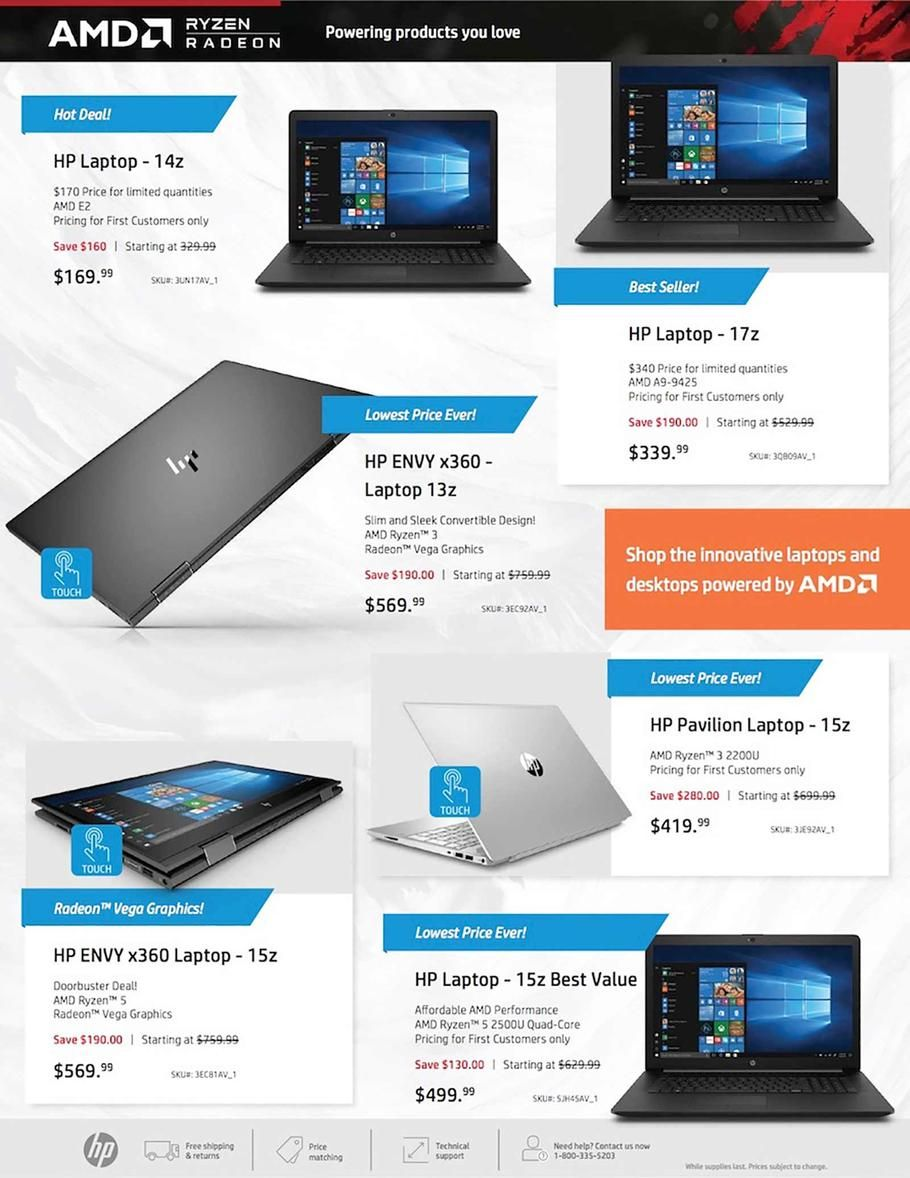 Hp Home Home Office Black Friday 2018 Ads Scan Deals And Sales