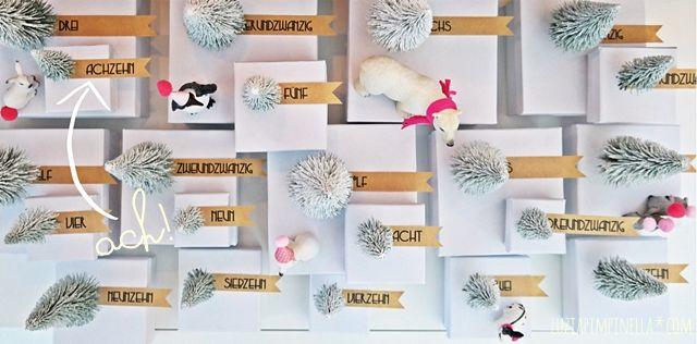 DIY adventskalender   das 4. türchen... ähm, winterwunderwald-kästchen ist geöffnet!