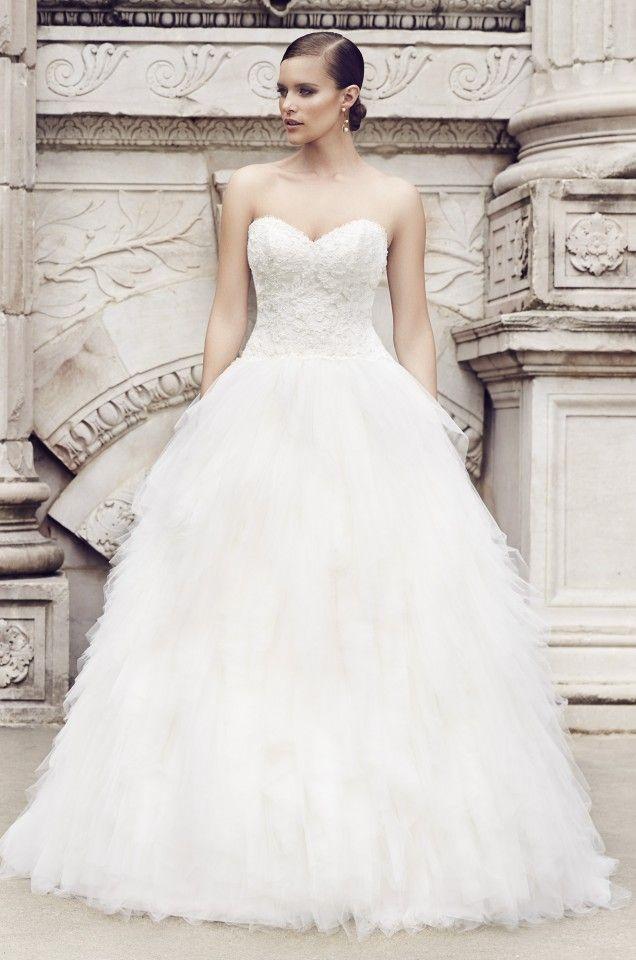 Bellos vestidos de novias | Colección Paloma Blanca | Vestidos de ...