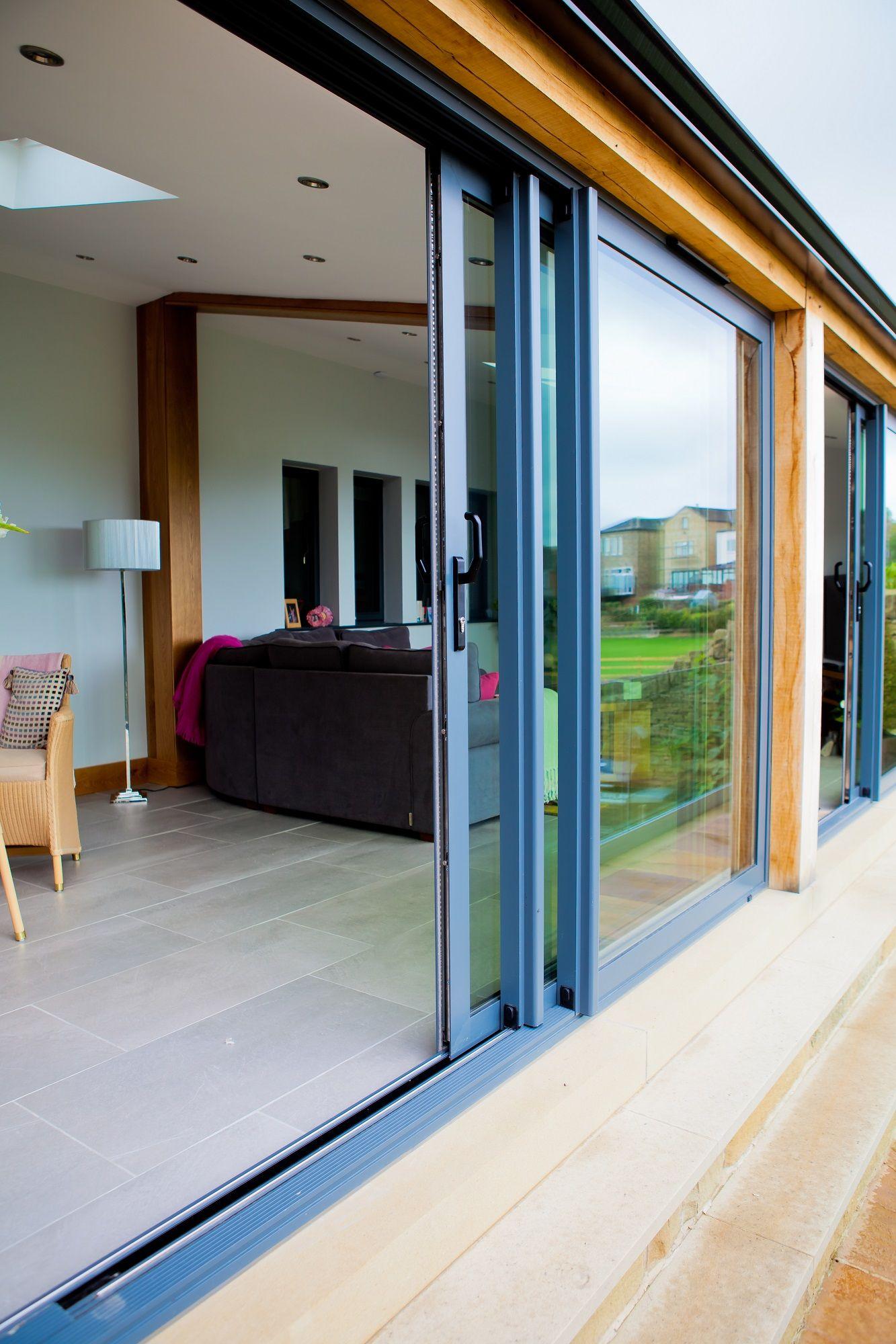 Aluminium Windows, Sliding Doors & Bifolds | Clearview Bifolding Doors