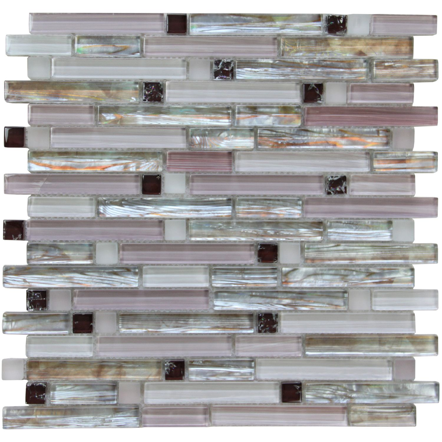 Backsplash Mosaic offers various high quality glass and stone