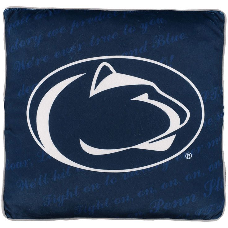Penn State Nittany Lions Fight Song Plush Pillow - $24.99