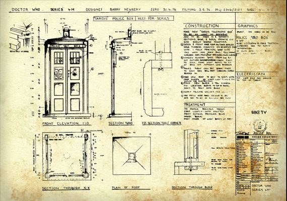 Tardis print poster dr who blueprint the tardis blueprint art of tardis print poster dr who blueprint the tardis blueprint art of the tardis whovian gift police box print art item 0101 malvernweather Gallery
