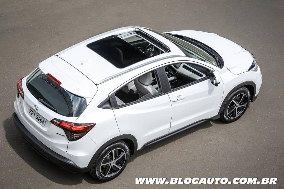 Honda HRV 2020 Touring agora turbo por R 139.900 Honda