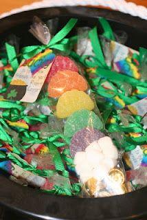 rainbow treats/ otra idea para el recuerdo