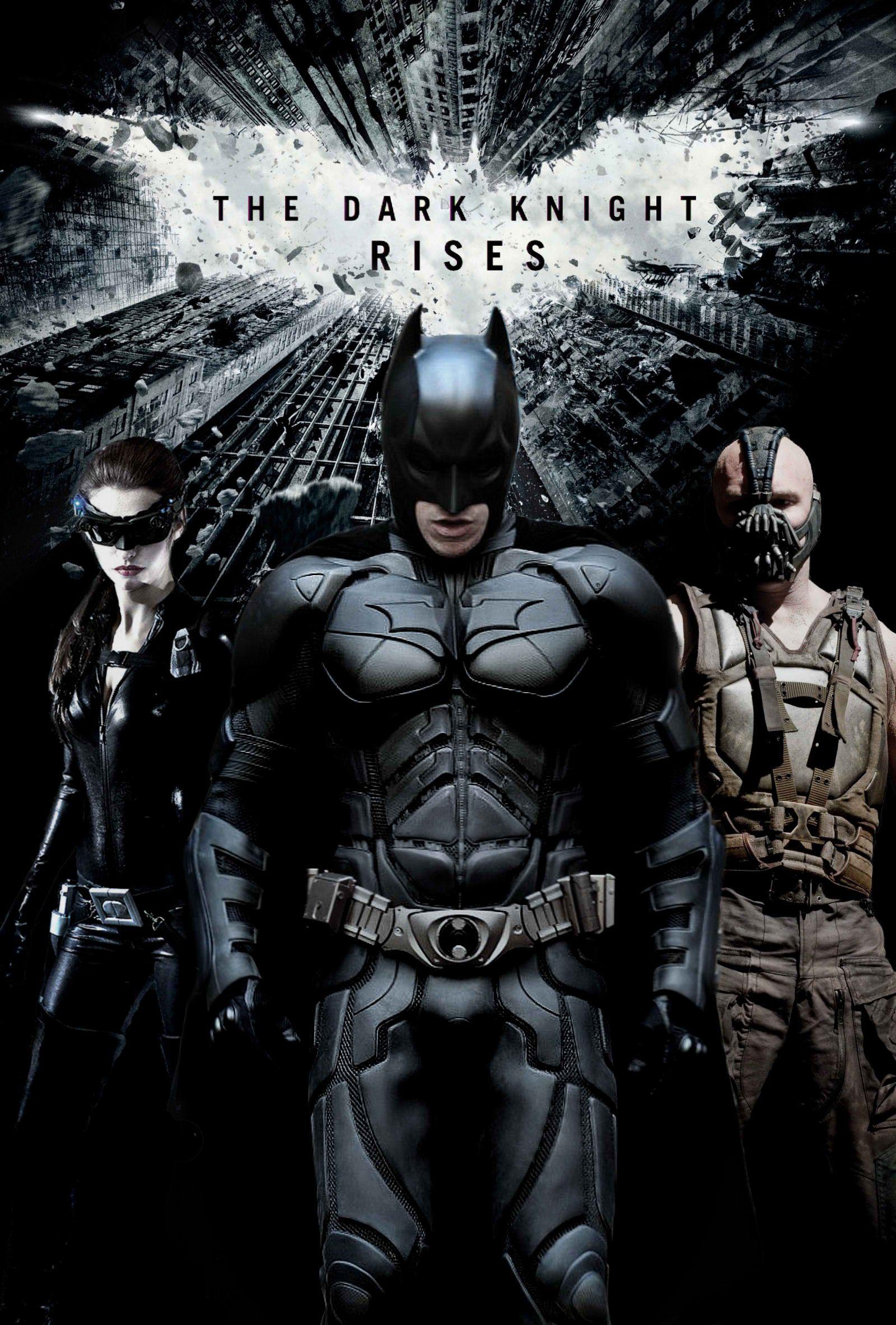 The Dark Knight Rises Movie Watch Online