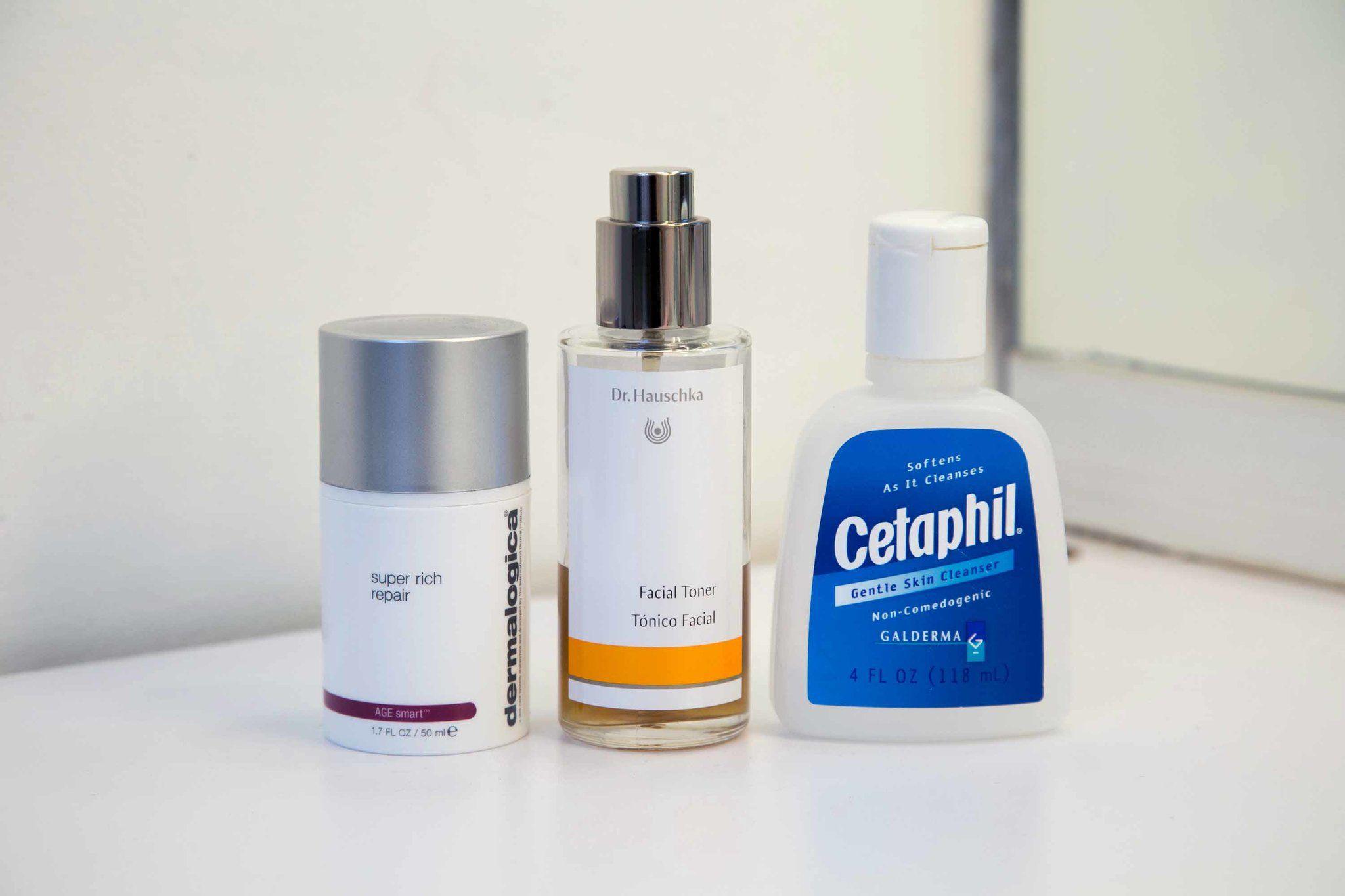 Patricia Clarkson S Beauty Routine Beauty Routines Coconut Oil Beauty Skin Care Secrets