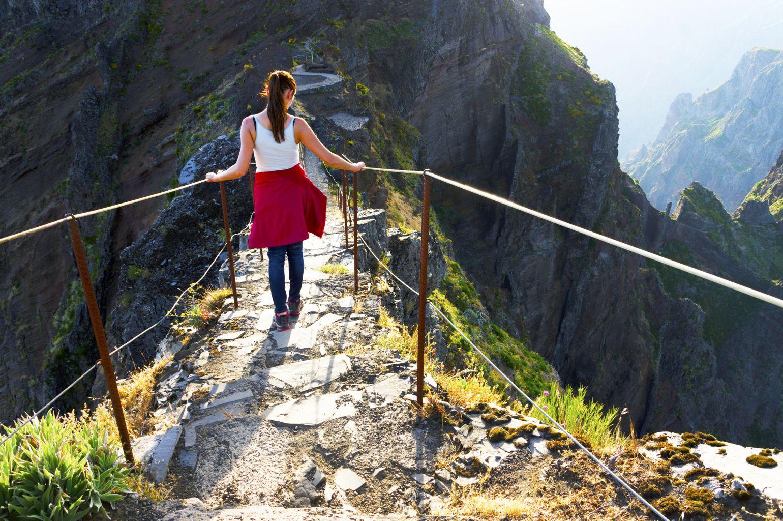 how to get to pico do arieiro