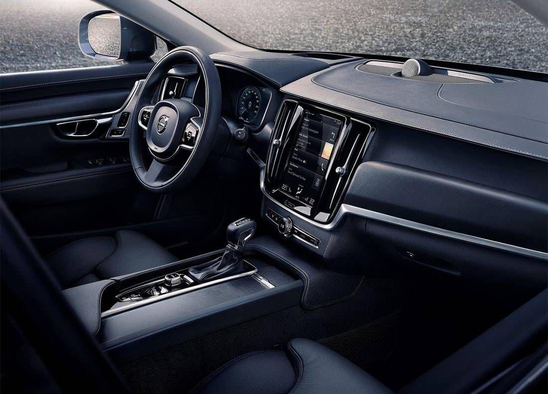 Novo Volvo V90 Cross Country 2019 A New All Terrain Vehicle Precos Ficha Tecnica Interior E Consumo Volvo Fahrzeuge Autos