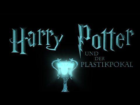 Harry Potter Und Ein Stein Full Hd Mit Untertiteln Youtube Pokal Harry Potter Plastik