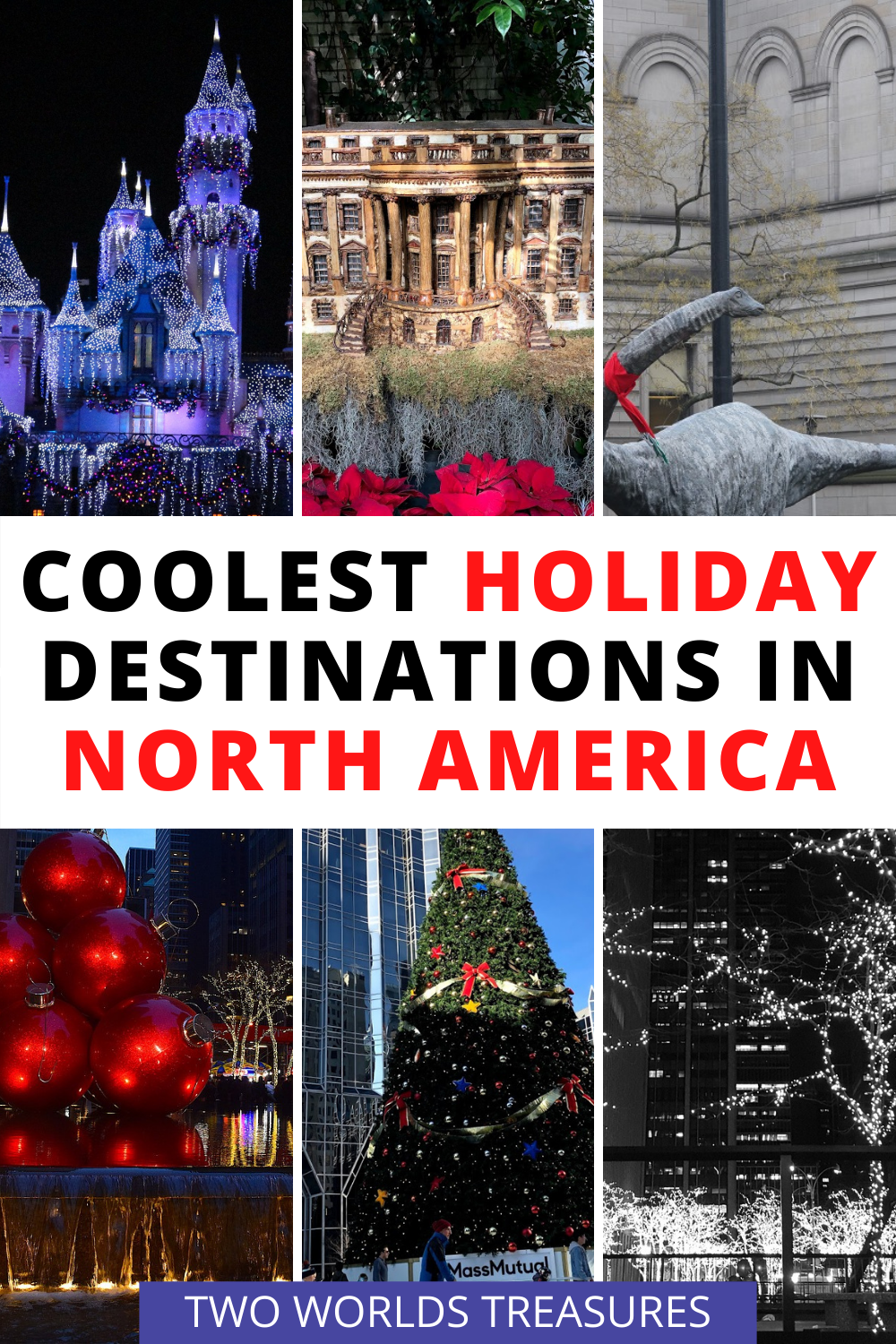 The Best Christmas Vacations In North America In 2020 North America Travel Destinations Best Christmas Vacations North America Travel