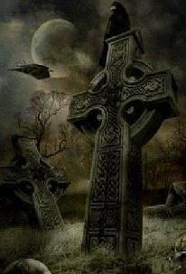 Pin Von Danny Diaz Auf Halloween Friedhof 8