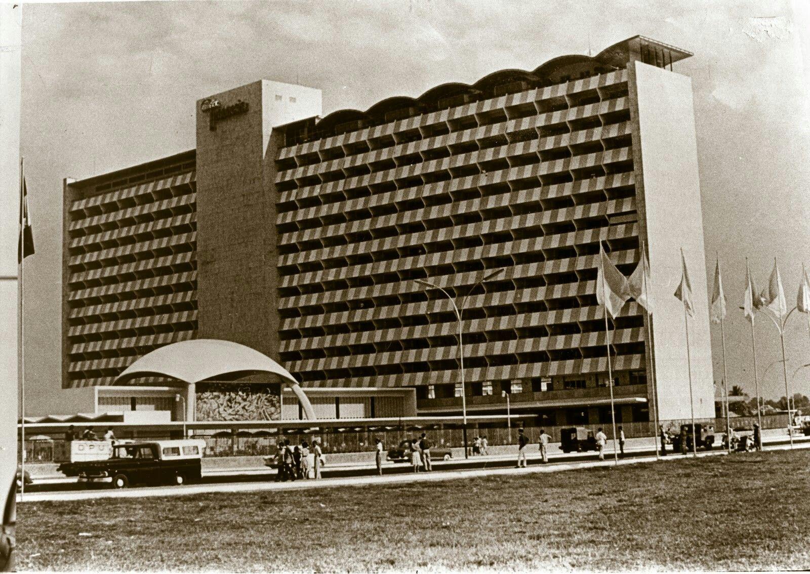 Hotel Indonesia tahun 1962 Indonesia, Sejarah