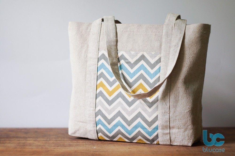Photo of El yapımı alışveriş çantası